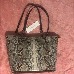 Gorgeous Snake Bag